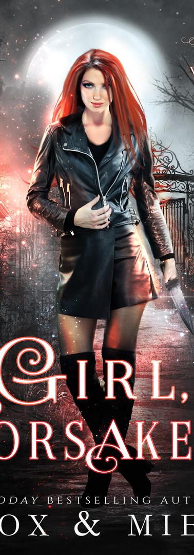 Graceley Knox.Girl Vampire Series.Girl F