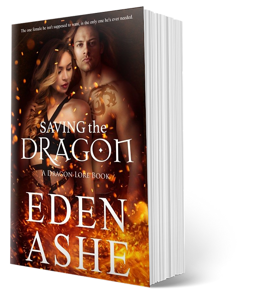 Saving the Dragon, Dragon Lore, Paranormal Romance, Shifter romance, shifter series, series romance
