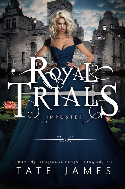 The Royal Trials Series Paperbacks