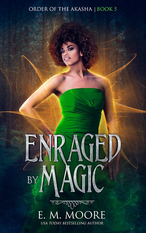 Enraged by Magic: Signed Paperback