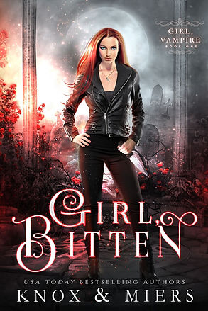 Graceley Knox.Girl Vampire Series.Girl B