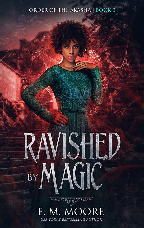 Ravished by Magic: Signed Paperback