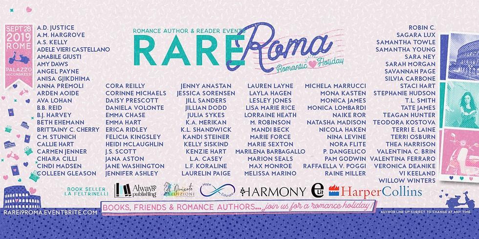 Rare Roma 2019