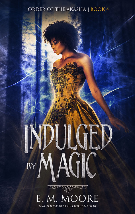 Indulged by Magic: Signed Paperback