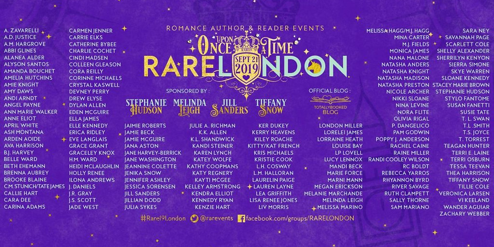 RARE19 London Once Upon A Time