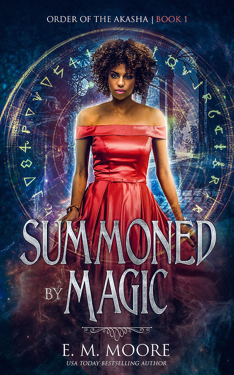 Summoned by Magic: Signed Paperback