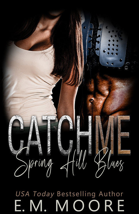 Catch Me: Signed Paperback