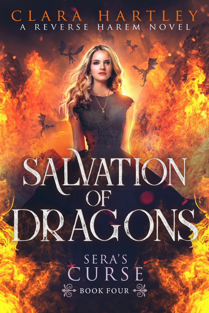 Salvation of Dragons_Clara Hartley