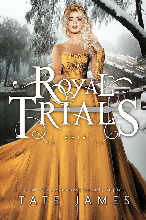 The Royal Trials: Heir #3