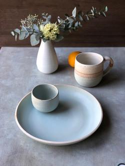 Plate-mug-minibowl-vase