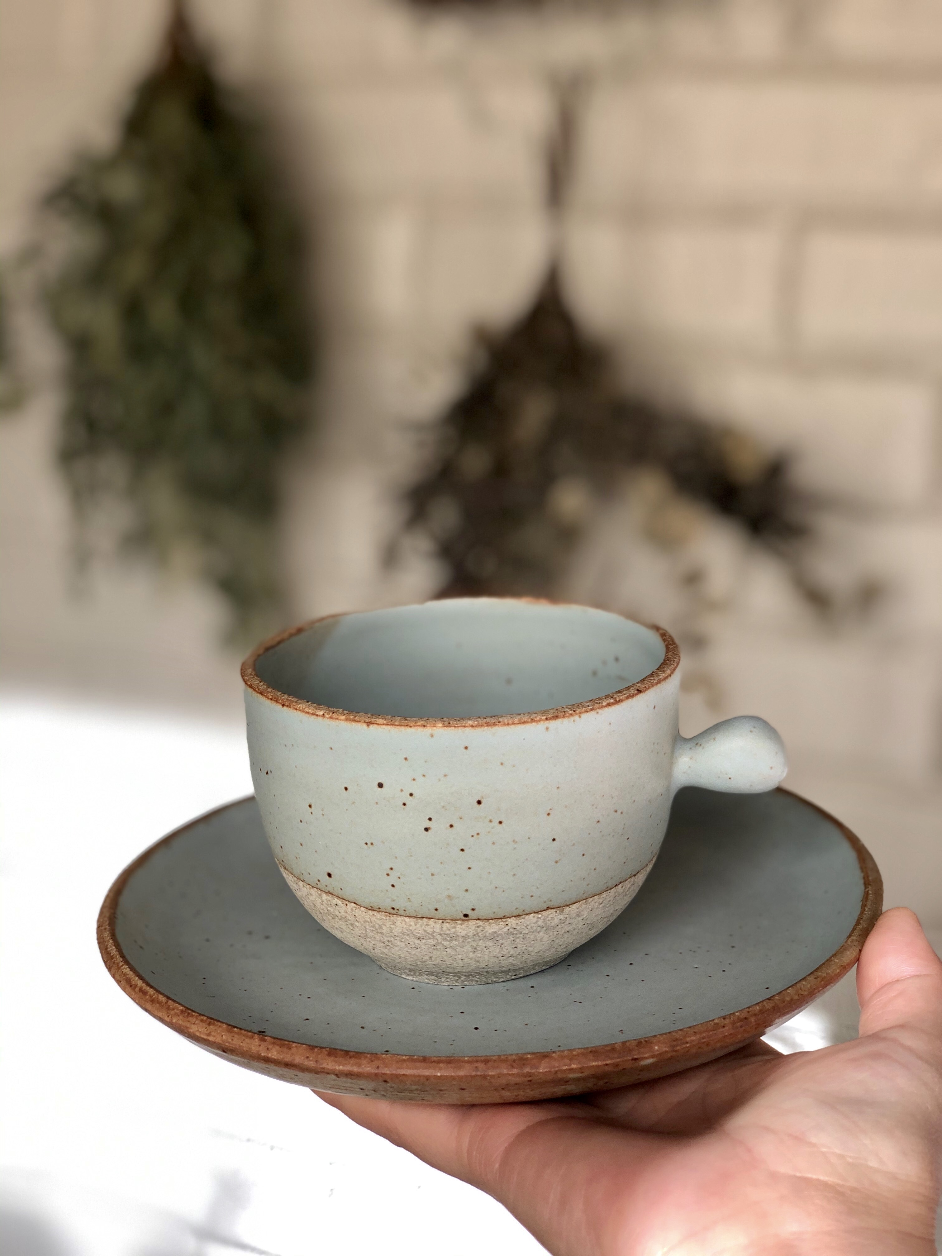 teacup and saucer