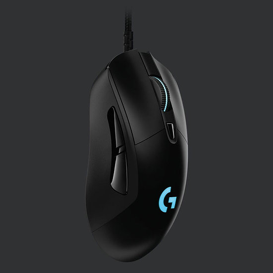 Logitech G403 HERO Gaming Mouse with LIGHTSYNC RGB