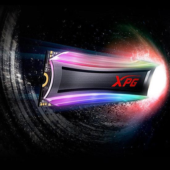XPG SPECTRIX S40G RGB 1TB PCIe Gen3x4 M.2 2280