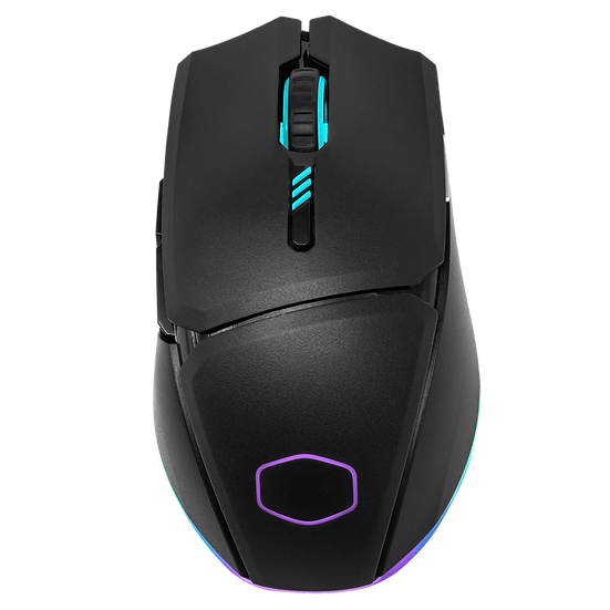 COOLER MASTER MM831 HYBRID WIRELESS GAMING MOUSE
