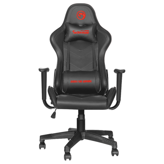 MARVO ERGONOMIC ADVANCED GAMING CHAIR CH-106 (BLACK)