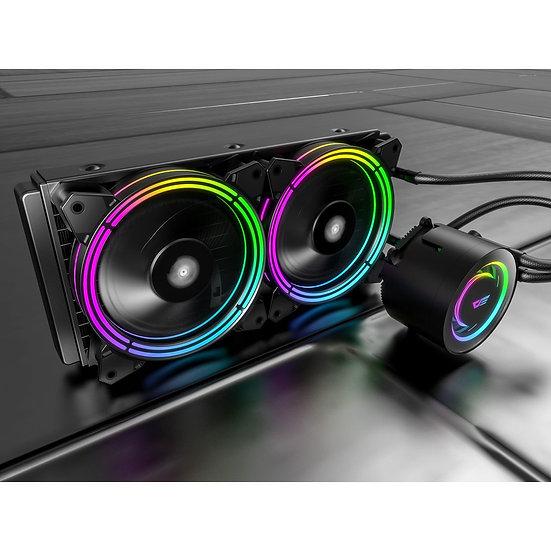 AIGO DarkFlash Symphony TR240 aRGB AIO WaterCooler