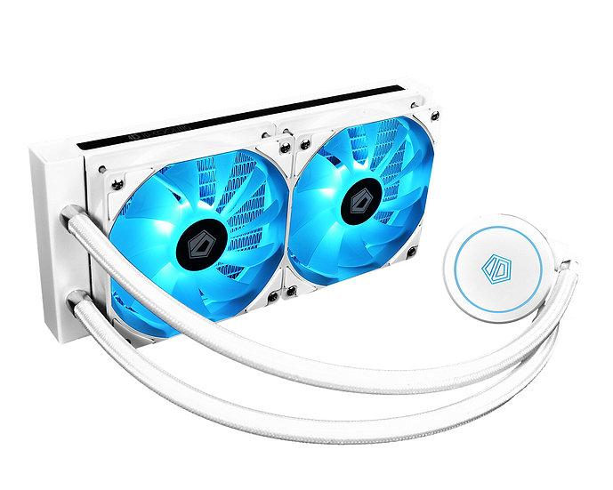 ID-Cooling AuraFlow-X 240 Snow