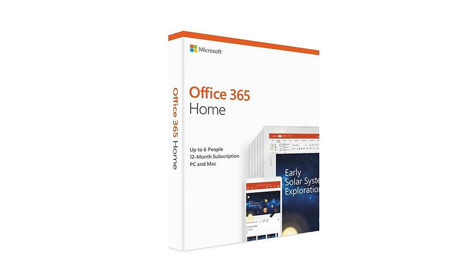 Microsoft Office 365 Home (2019)