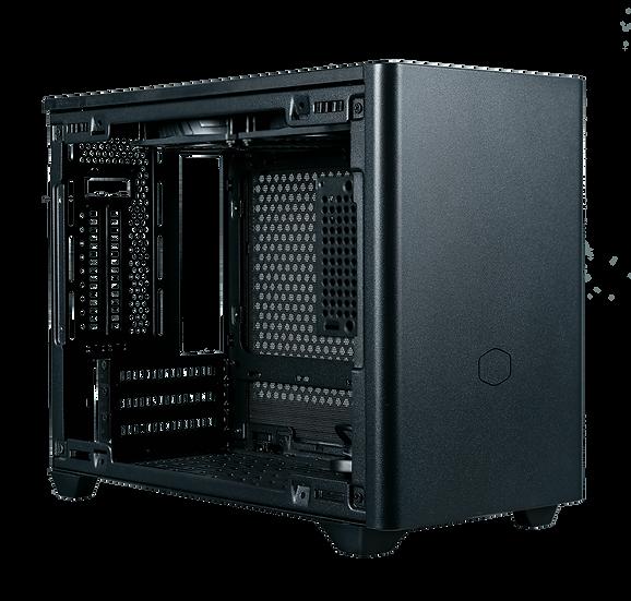 CoolerMaster MASTERBOX NR200P - Black