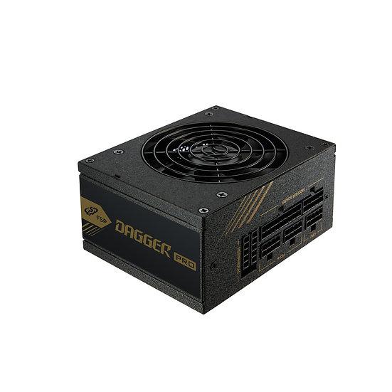 FSP DAGGER 650W PRO 80+ GOLD SFX PSU FULL MODULAR