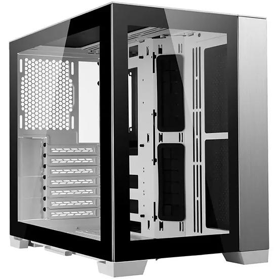 LIAN LI PC-O11 DYNAMIC MINI CASE- WHITE