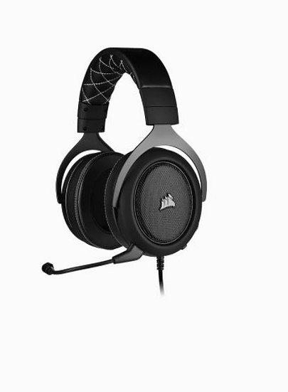 CORSAIR HS60 PRO SURROUND Gaming Headset — Carbon