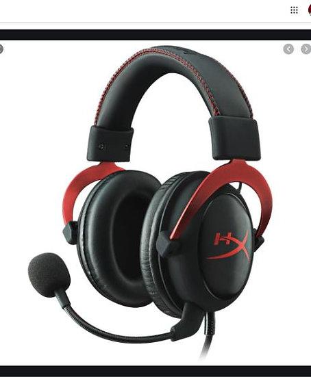 HyperX Cloud II 7.1 Surrounded Headphone - Red