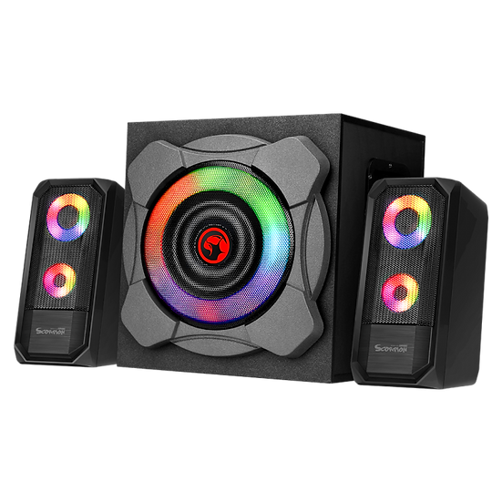 Marvo Scorpion SG-290 RGB 2.1 Speaker