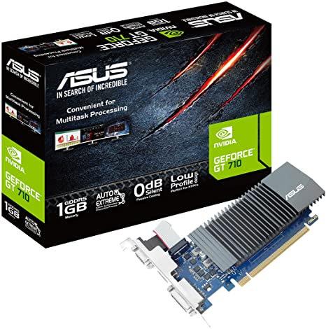 ASUS GT710-SL-1GD5-BRK (VGA-NVDIA)