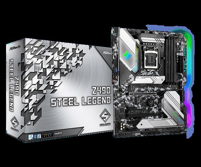ASRock Z490 Steel Legend ATX