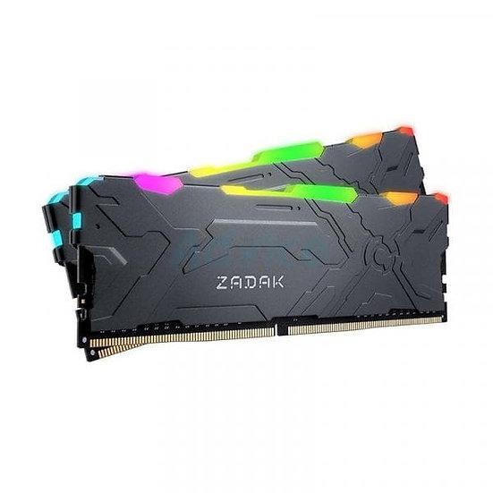 ZADAK MOAB AURA2 OC RGB 16GB DDR4 3200MHZ ( 8GB x2 )