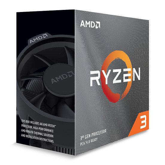 AMD Ryzen™ 3 3100 ( 4 Cores / 8 Threads) 3