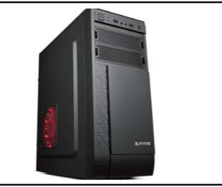 X-Five Marvelous N8 (Include PSU X-Five 500Watt)