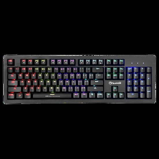 Marvo Scorpion KG916 Mechanical Keyboard - Outemu Blue Switch 1 Year Warranty