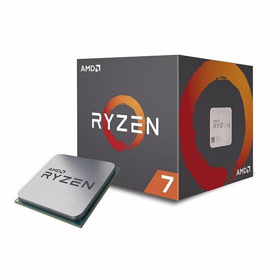 AMD Ryzen™ 7 PRO 2700X