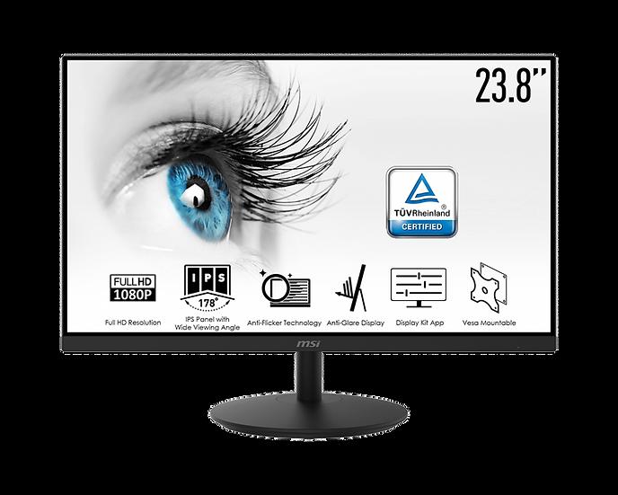 MSI PRO MP242 (24' /FULL HD / IPS / 75Hz)