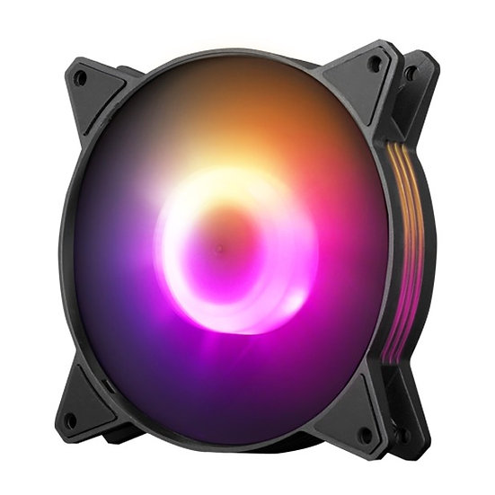 Aigo DarkFlash C6 Aurora Spectrum (Black)