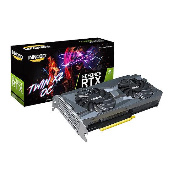 INNO3D GEFORCE RTX 3060 TI TWIN X2 OC (LHR)
