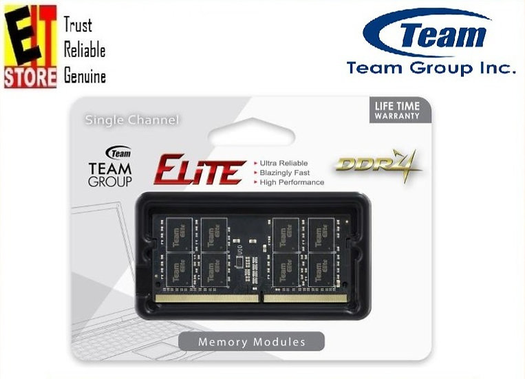 Team Elite 4GB DDR4 2666MHz SODimm