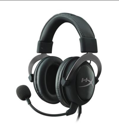 HyperX Cloud II 7.1 Surrounded Headphone - Gun Metal