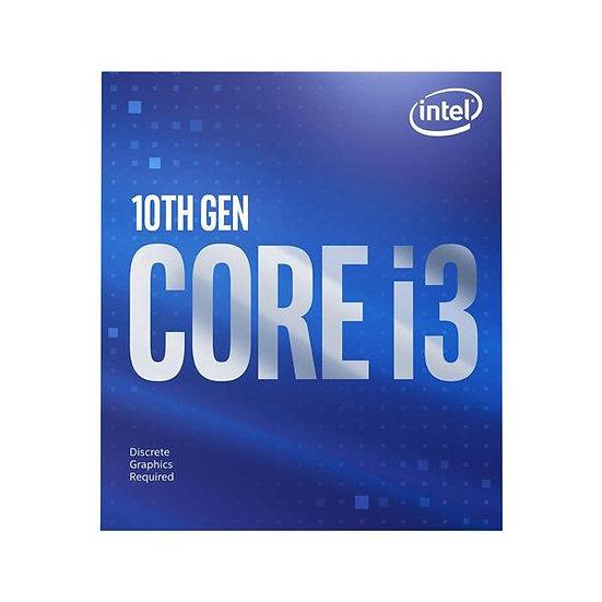 Intel® Core i3-10100F (4 Cores / 8 Threads)
