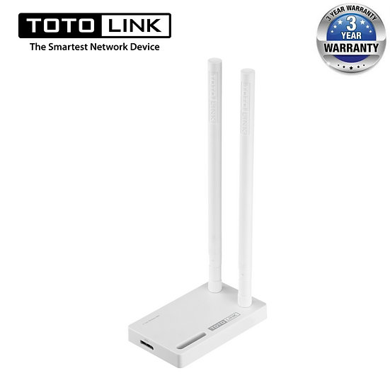TOTOLINK AC1200 MU-MIMO DUAL BAND USB ADAPTER
