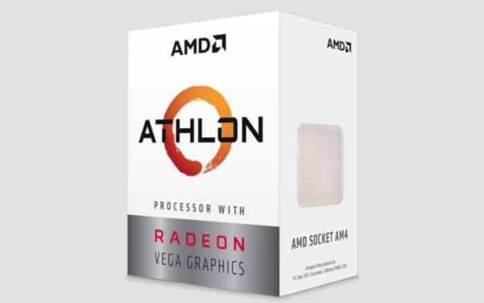 AMD Athlon™ 3000G