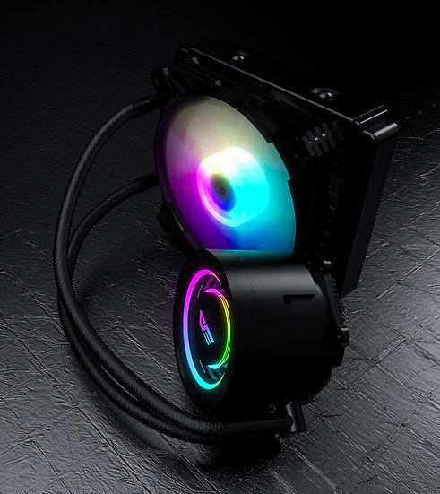 DarkFlash DX120 Black aRGB