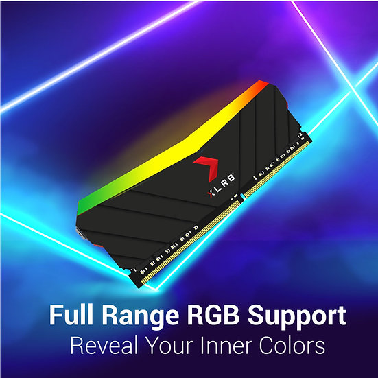 PNY XLR8 Gaming EPIC-X RGB 8GB DDR4 3200MHz