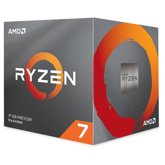 AMD Ryzen™ 7 3700X ( 8 Cores / 16 Threads )