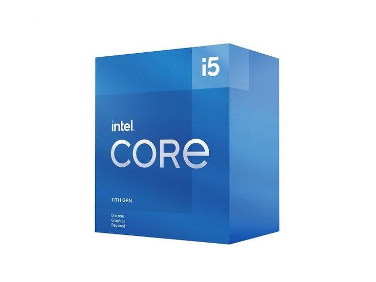 Intel® Core i5-11400F ( 6 Cores / 12 Threads )