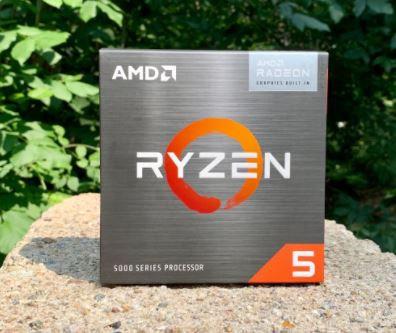 AMD Ryzen™ 5 5600G with Radeon™ RX Vega 7