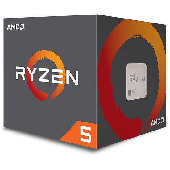 AMD Ryzen™ 5 2600 ( 6Cores / 12 Threads)