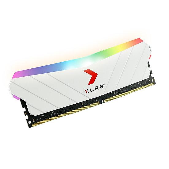 PNY XLR8 Gaming EPIC-X RGB 8GB DDR4 3200MHz - WHITE EDITION